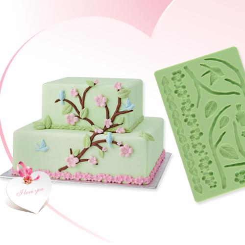 Gum Glue Cake Decorating : Picture Information