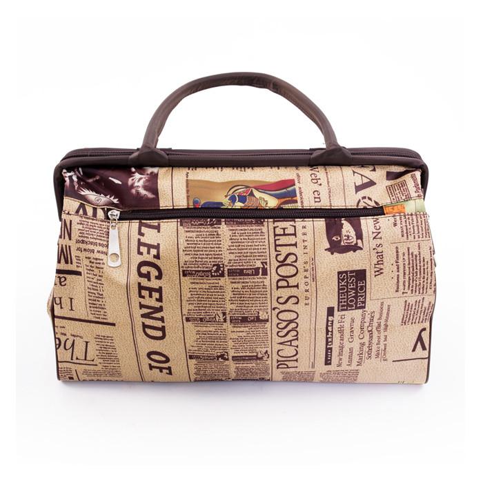 newspaper handbags how to make